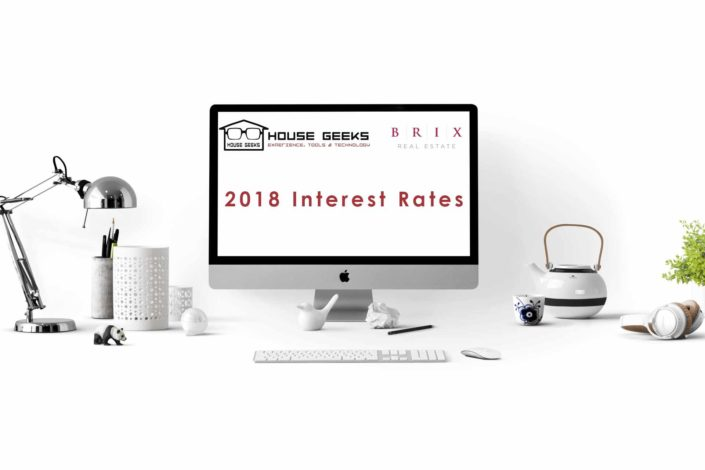 2018 interest rates